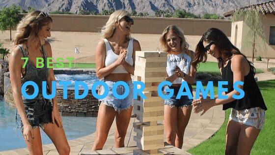 best outdoor games