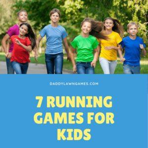 7 Running Games for Kids