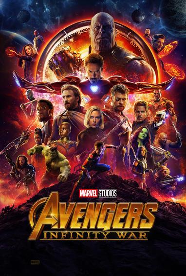 MCU avengers infinity war timeline
