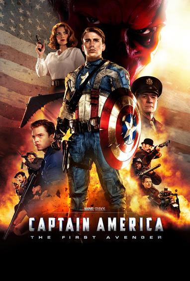 MCU captain America timeline
