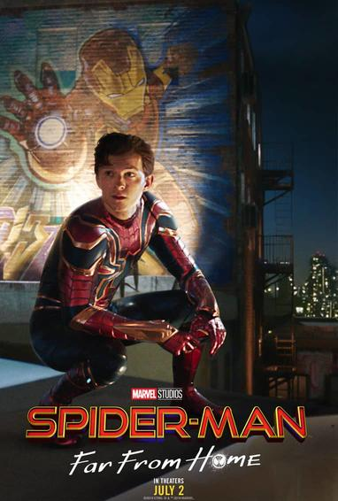 MCU spiderman far from home timeline