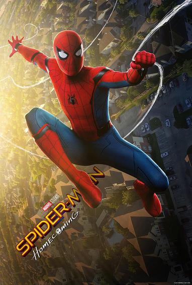 MCU Spiderman homecoming timeline