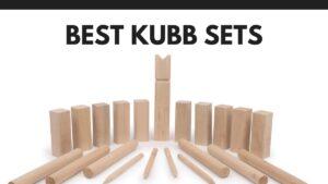 best kubb set