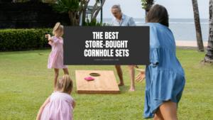 best cornhole sets