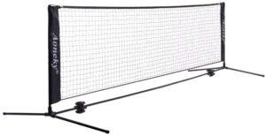 Aoneky Mini Portable Tennis Net for Driveway