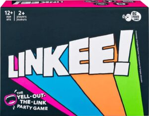 Linkee, The Super-Simple, Shout-Out-Loud Trivia Game