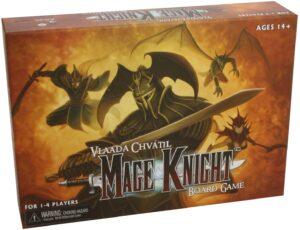 Mage Knight Board