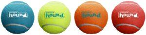 Outward Hound Squeaker Tennis Balls
