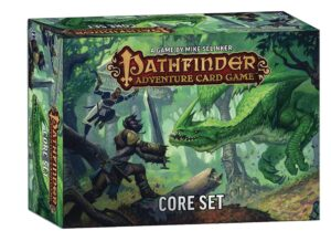 Pathfinder Adventure Card