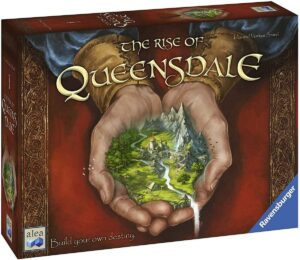 Ravensburger, The Rise of Queensdale
