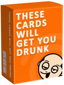These Cards Will Get You Drunk for Parties